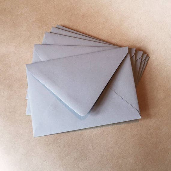 Letterpress Papers + Supplies : large envelopes in many color choices
