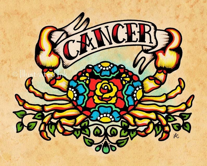 old astrology cancer