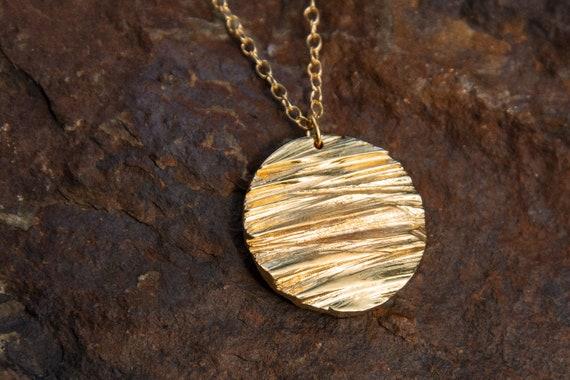Treebark Medallion
