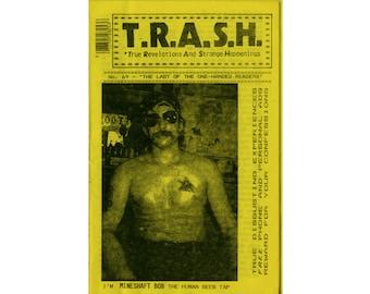 T.R.A.S.H. No. 69 1980s Gay Magazine Instant Download! Bikers Rough Trade Gay Sleaze Raunch True Sex Vintage Gay Sleazy Redneck Trucker Zine
