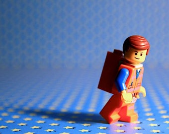 Emmet Lego - Photograph - Various Sizes
