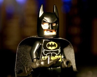 Batman Lego - Photograph - Various Sizes