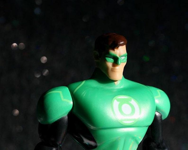Green Lantern  Photograph  Various Sizes image 0