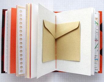 Wanderlust - A6 Travel Journal - Mixed Paper Journal - Gratitude Journal - Notebook