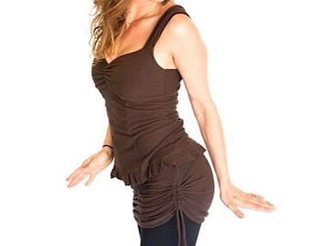 ef2b4df0e Dance and yoga cover up skirt SHIMMY SKIRT Adjustable