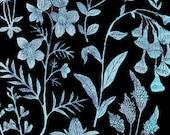 Blue Meadow - Print