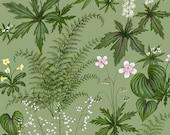 Woodland Garden - Print
