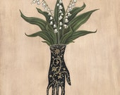 Lily of the Valley - Print