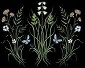 Wild Grass - Print