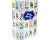 Memory Game - Animal Matching Game - Child Gift - Berkley Illustration - Ryan Berkley - Card Game - Matching Game - Birthday Gift