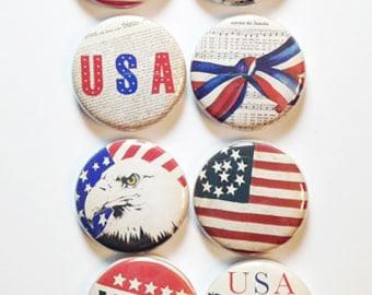 Vintage Americana 1 Flair