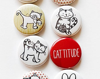 Cattitude Flair