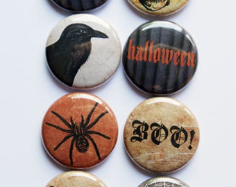 Vintage Halloween 2 Flair