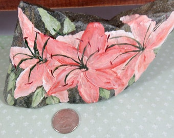 Painted Rocks, Pebble Art, Birthday Gift, Gift for Friend