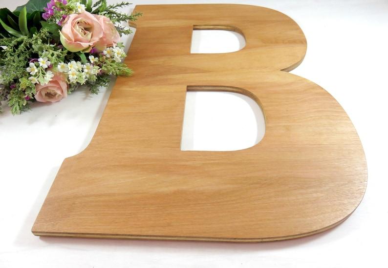 Large Wood Letters  Signature Letters  Alternative Guest image 0