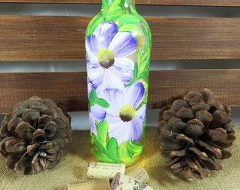 Lighted Bottles, Fairy Lights, Bottle, Housewarming Gift, Gift for a Friend