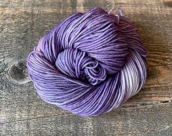 Purple Sage Teton Yarn Company Seasons DK Indie Hand Dyed Tonal
