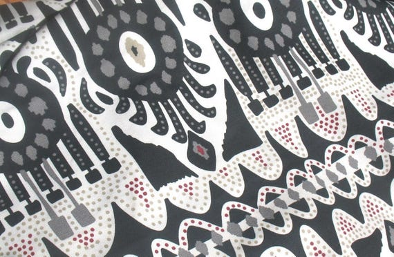 Eclectic Ikea Sommar Cotton Fabric From Momentintime On