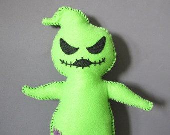 Oogie Boogie Nightmare Before Christmas Plush Doll