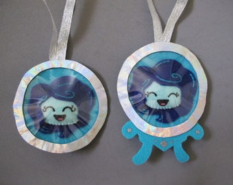 Madame Leota Haunted Mansion Disney Plush Ornament