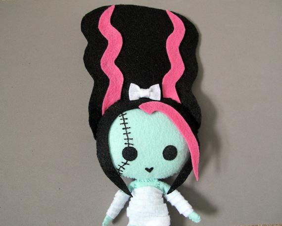 Chibi Frankenstein Plush