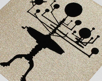 Orrery - Limited Edition Screen Print