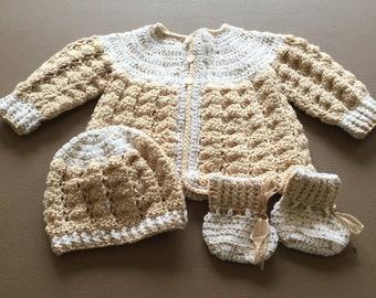 fba60d024c12 Baby boy sweater set