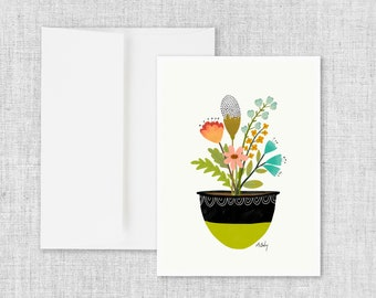 All Good Things - Greeting Card