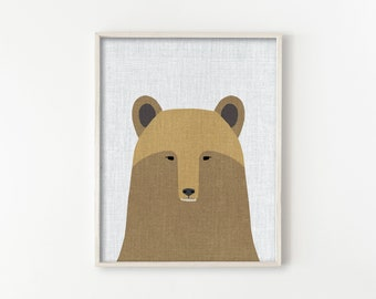 Grizzly - Modern Animals Series