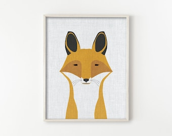 Foxy - Modern Animals Series