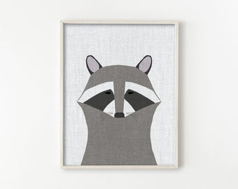 Modern Animals Prints