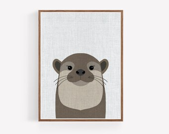 Modern Animals Prints