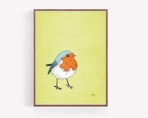 """Little Robin"""