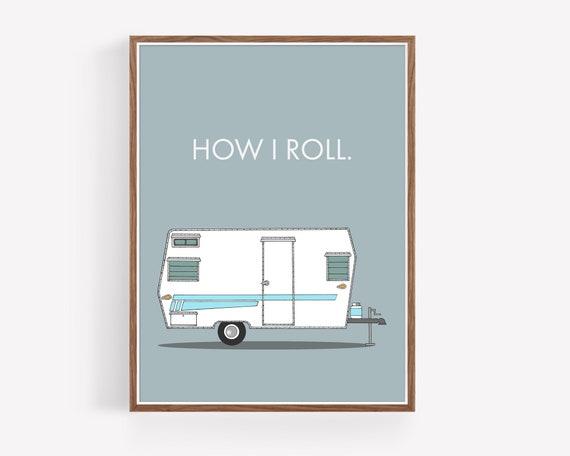 """How I Roll"""