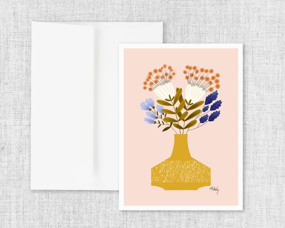 A Little Bit of Love - Greeting Card