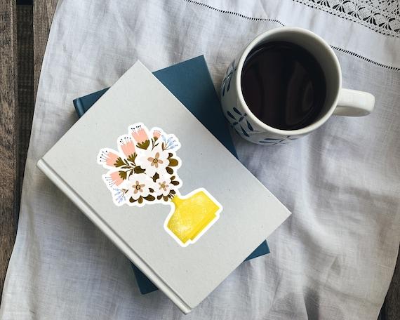 Sunshine Daises - 3x2.4 in sticker