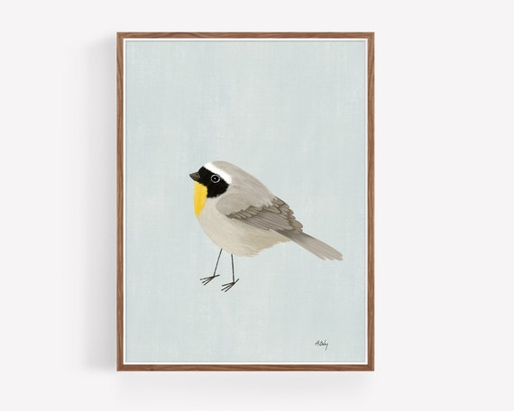 """Common Yellowthroat"""