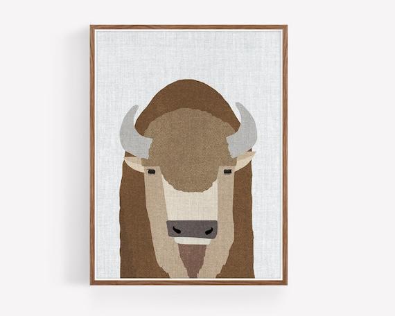 Buffalo - Modern Animals Series