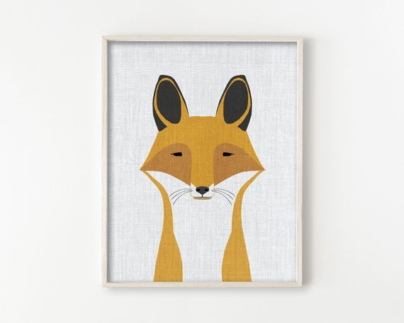 Foxy - Modern Animals Series