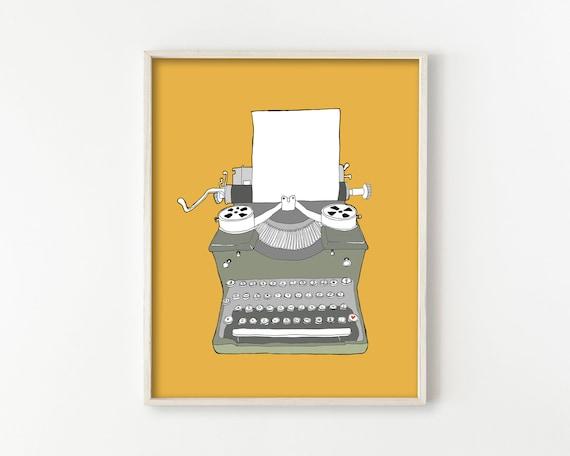 Vintage Typewriter No. 2