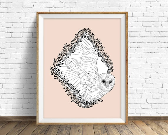 Flights of Fancy - art print