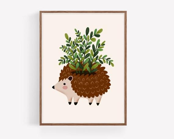 """""""Hedgehog Garden"""""""