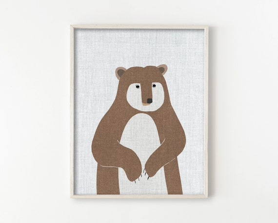 Brown Bear - Modern Animals Series