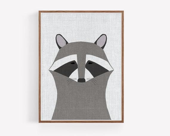 """""""Modern Raccoon"""""""