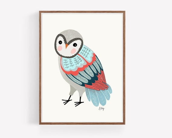 """Florence Owl"""