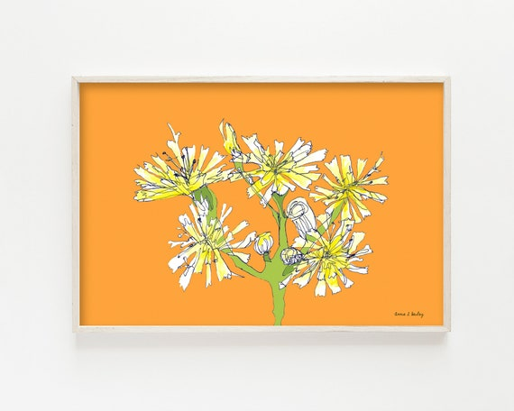"""Cow Parsley"" - wall art prints"