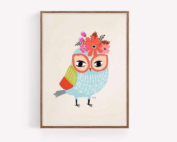 """""""Helga Owl"""""""