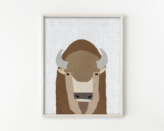 Buffalo - Modern Animals Series