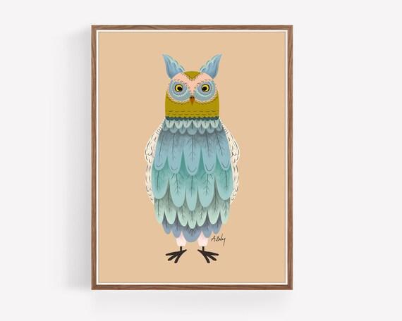 """Hoot Owl"""