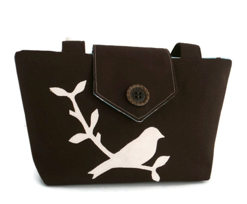 6ecd07391237 Bird on a Branch Bird Bag Bird Handbag Bird on a Branch